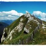 Alpen-Aussicht