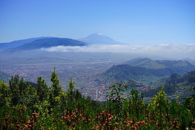 Teide Vulkan