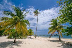 Tropen-Strand