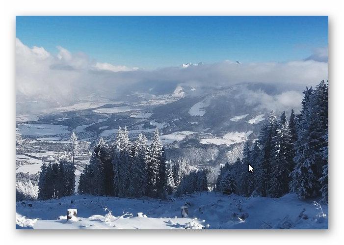 Alpiner Winterurlaub in ruhigem Skigebiet für Naturgenießer