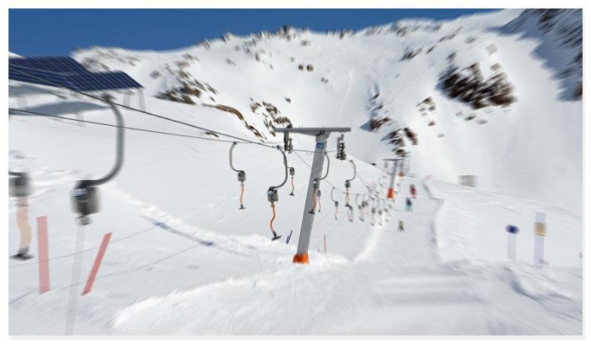 Ferienhaus direkt im Skigebiet buchen